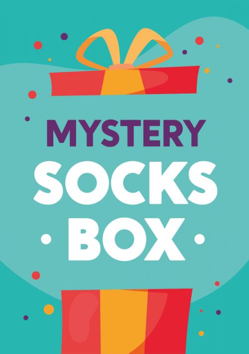 Mystery Socks BOX